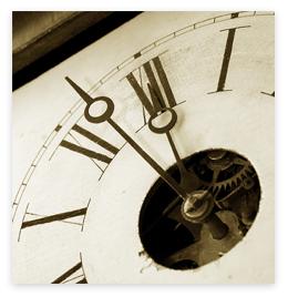 ClockCloseup